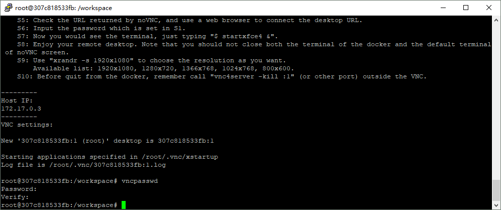 Advanced Linux Skills for Using NVIDIA Docker II: with VNC